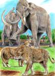 Prehistoric Safari: Pleistocene La Brea,California