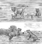 'Battles beyond Epochs' 1 (Superlative Cats)