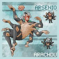 MYO E2 Arachdu: Arsenio by Ferbulo
