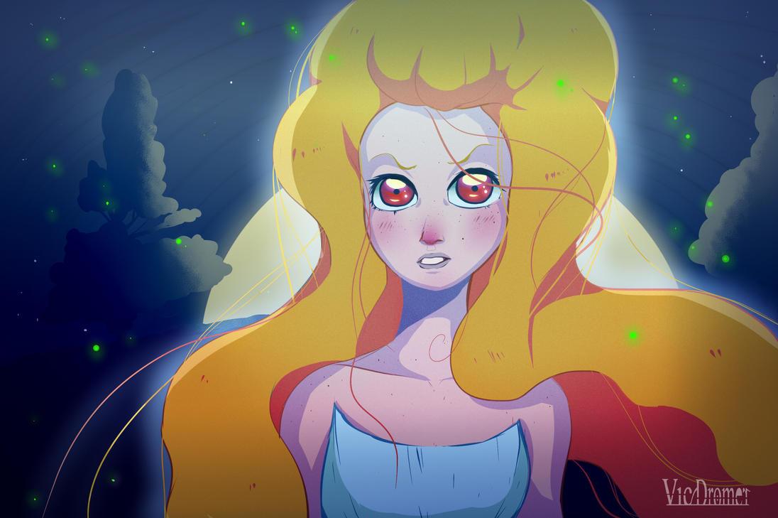 Moon Girl by Lengleth