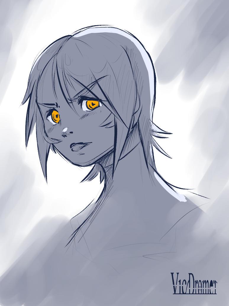 Aqua Sketch by Lengleth