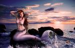 Sea-Princess by Morrigan-LE