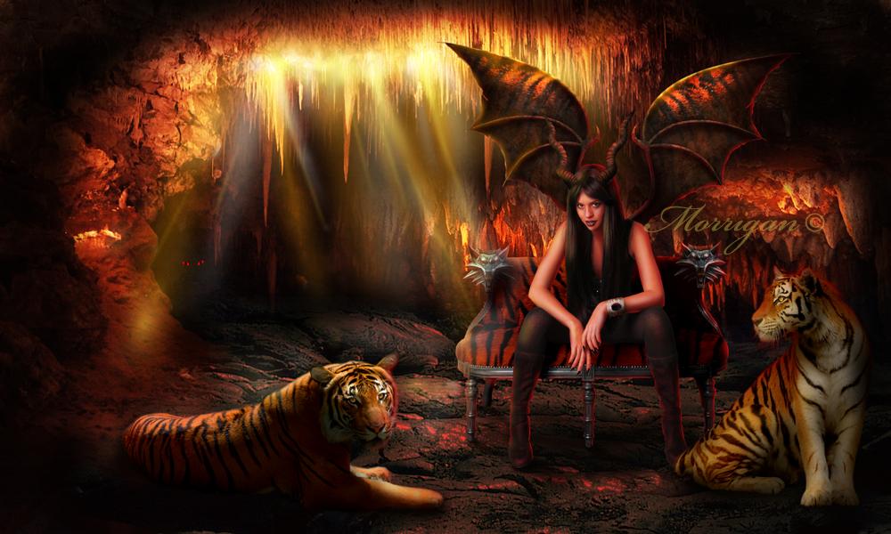 Diablesse by MorriganMagie