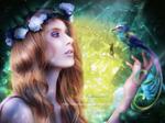 The-secret-of-nature by Morrigan-LE