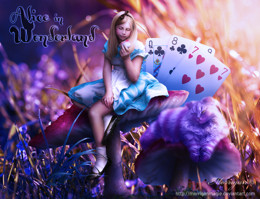 Wonderland by Snow-Ash
