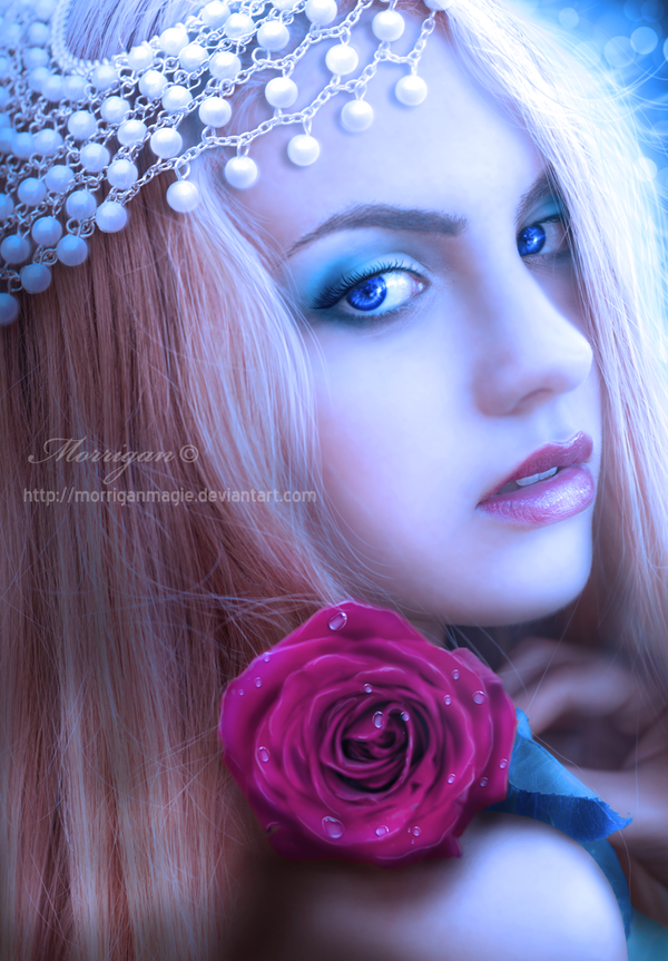 Rose by MorriganMagie