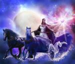 Godess of Moon