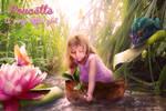 Poucette - A very little girl by Morrigan-LE