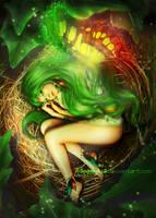 Emerald by Morrigan-LE