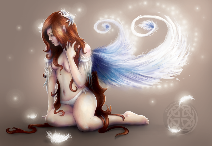 Silently by Morrigan-LE
