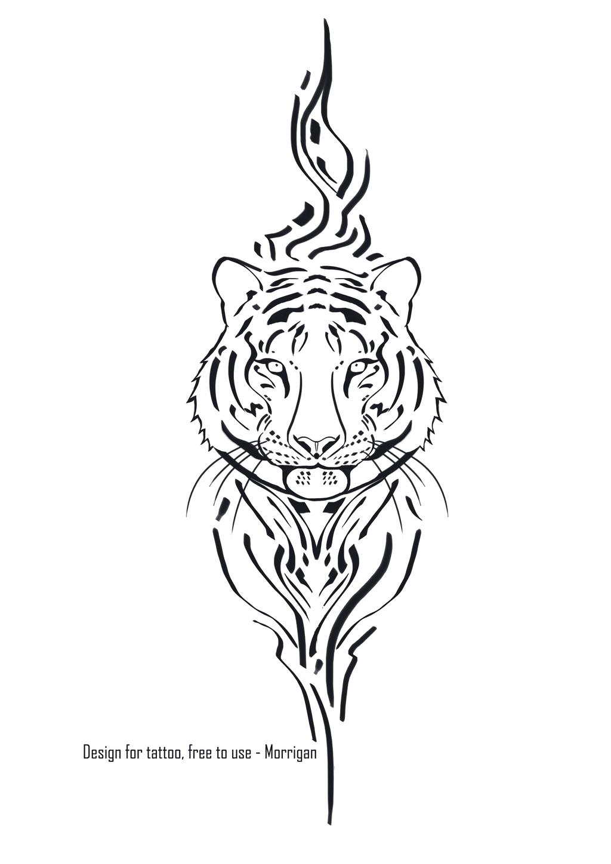 tiger1 by morrigan le on deviantart. Black Bedroom Furniture Sets. Home Design Ideas