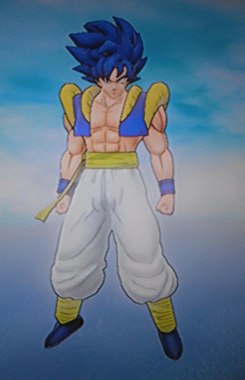 Striker DBZUT Personaje/frente by Ricki369