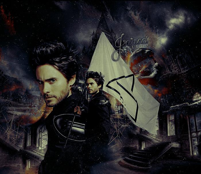 jared leto by BlackSai1sJared Leto Wallpaper Hurricane