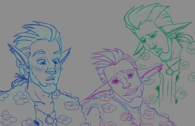 Fil sketches