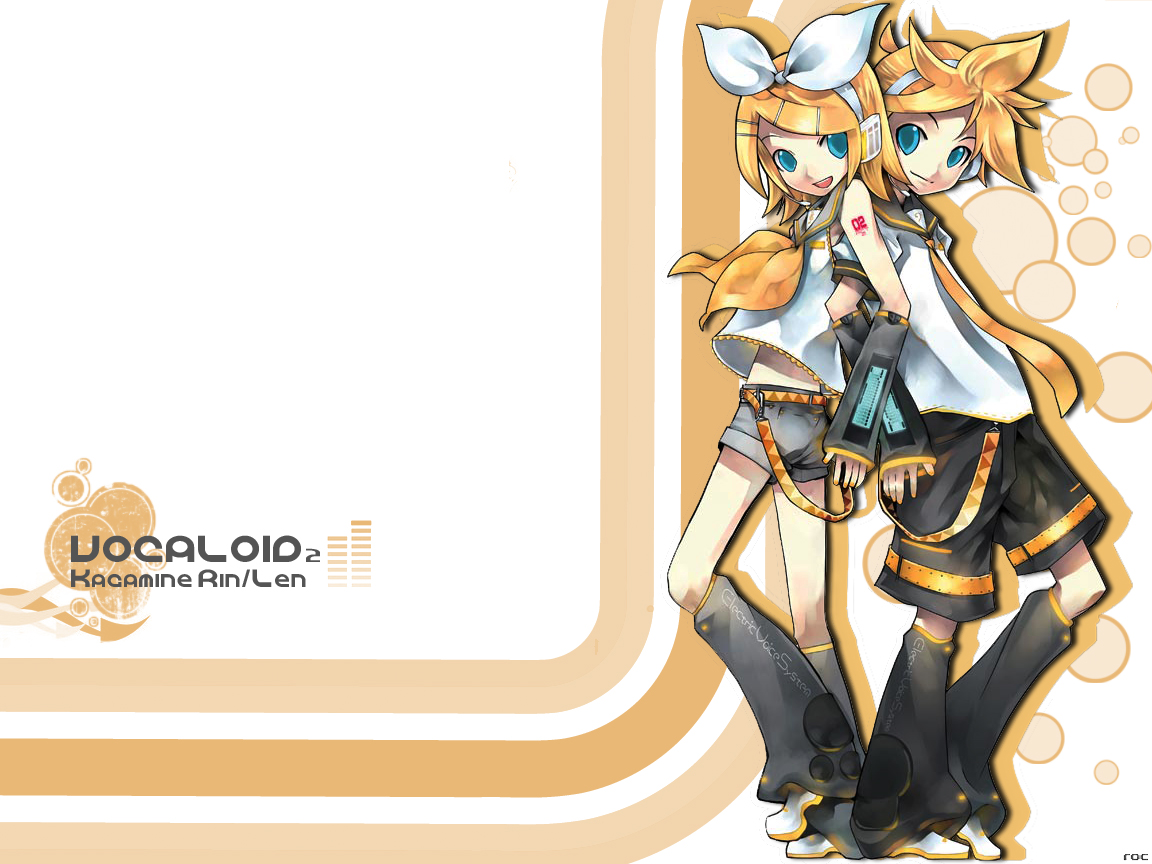 Rin y len Kagamine - Video Dailymotion