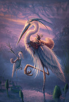 Heron Riders