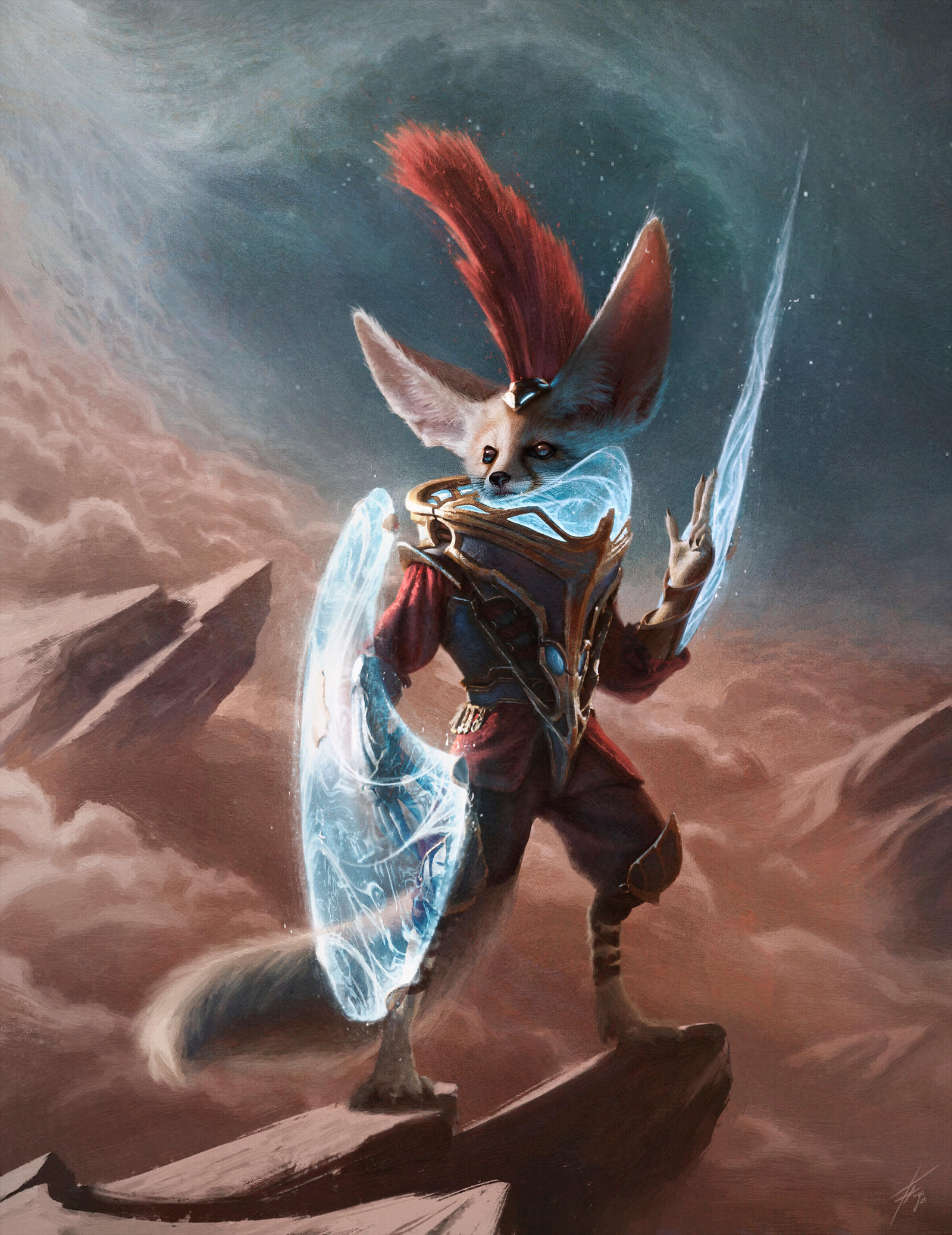 Knight of the Galaxy