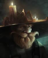 Portrait of Sir Kramdur Moltengrip
