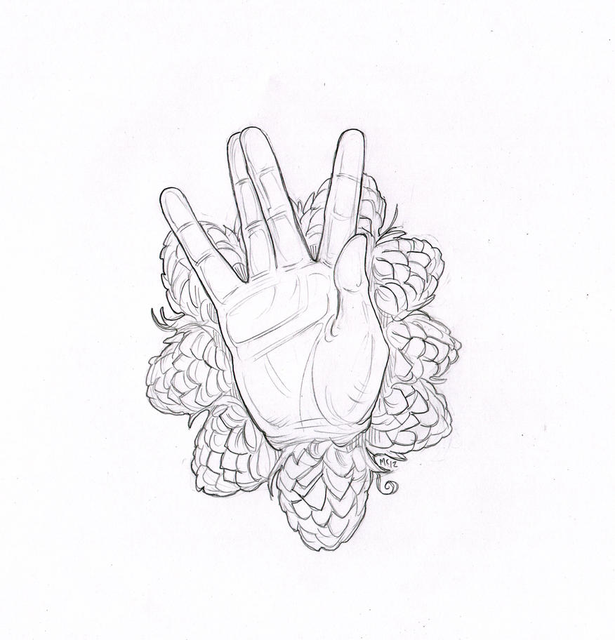 West Side Hand Sign Drawing West Side Hand Sign Tu...