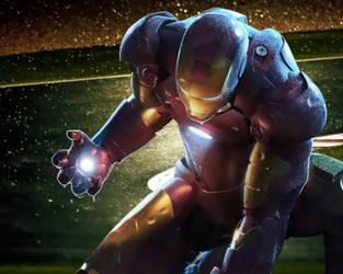 Iron Man by stevewilliams90