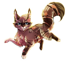 Inkpaw | [Com] by Speckleclaw710