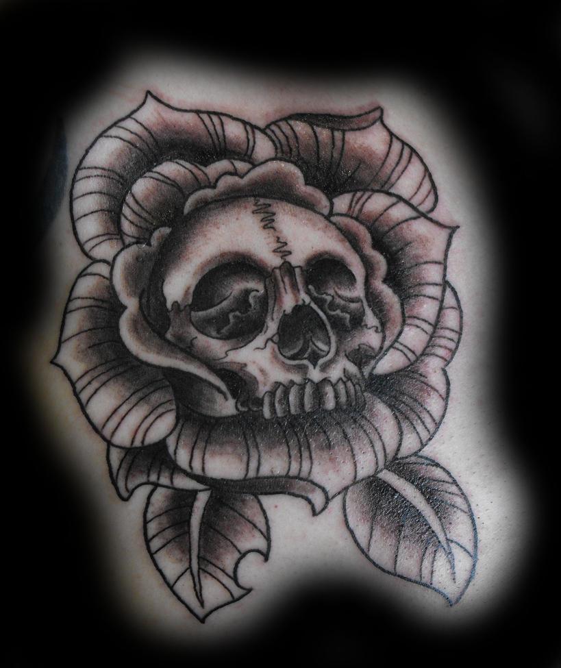 Design Skull Tattoo Picture 3