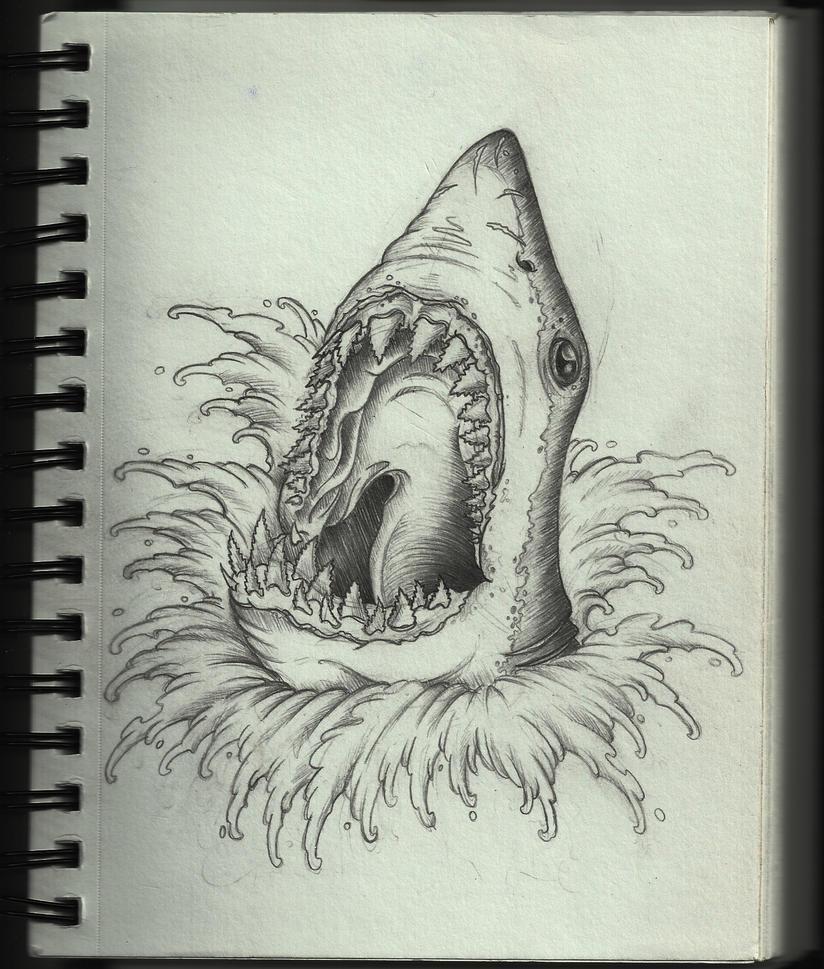Shark Tattoo Designs