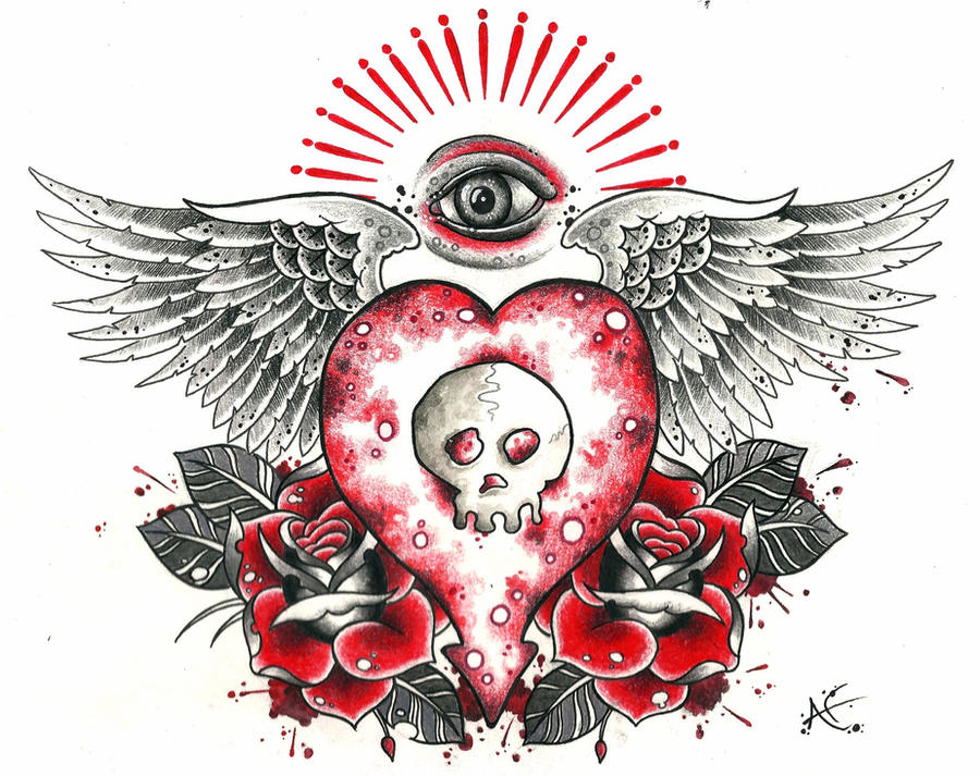 Alkaline Trio Design by Frosttattoo ...
