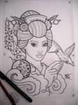 Graceful Geisha