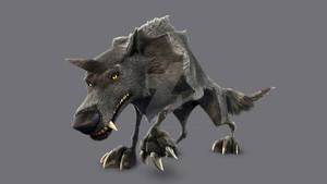 Black Wolf Animation