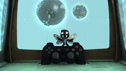 changeling in lbp by theryder356