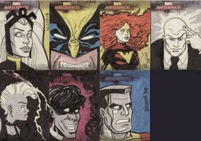 Marvel AP Cards by dennisculver