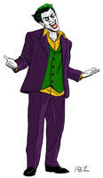 Joker. by dennisculver