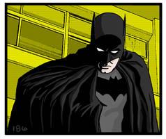 Batman. by dennisculver