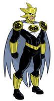 Aztek The Ultimate Batman