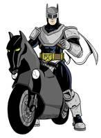Knight by dennisculver