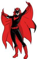 Batwoman by dennisculver