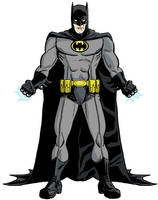 Batman, Bruce Wayne by dennisculver