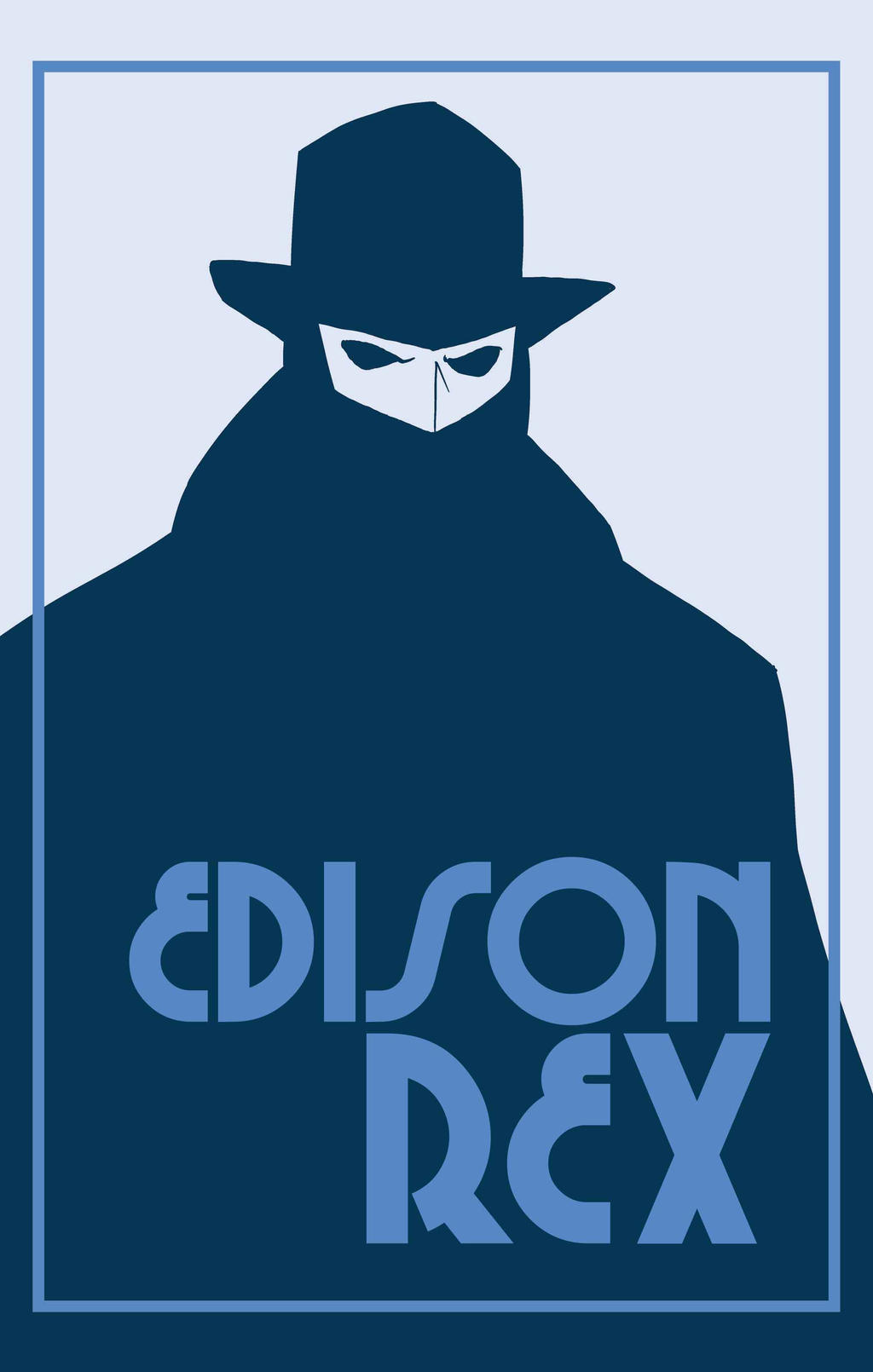 Edison Rex 11 cover by dennisculver