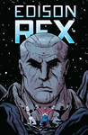 Edison Rex 15 Cover by dennisculver