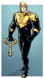 Gold Key by dennisculver