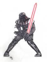 Darth Vader by Master-Cyrus