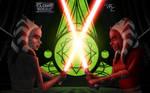 Duel of Dark Hybrid Clones