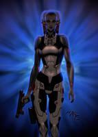 Hyper Twilek Droid by Master-Cyrus
