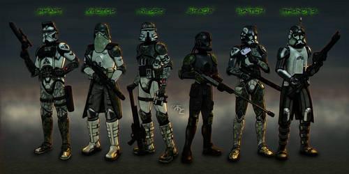 Stalker Forces of Ferocys