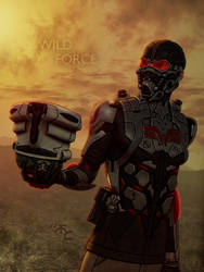 Wild Force - Welcoming Poster by Master-Cyrus