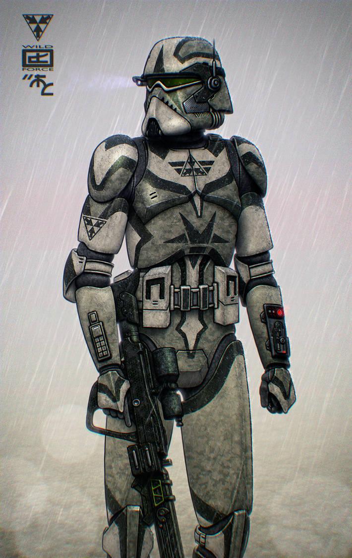 ARC-trooper Vega by Master-Cyrus