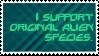 Original Alien Species by Arachnida-Stamps