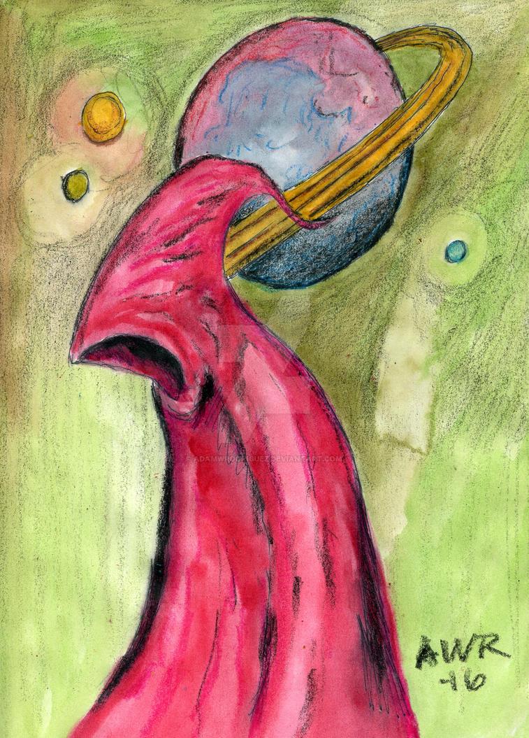 Red Shroud by AdamWRodriguez