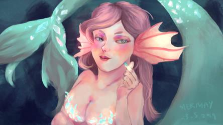 Mermaid mermay